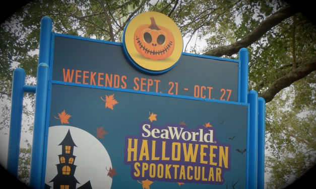 Sea World Halloween Spooktacular