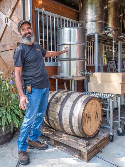 Tour at NJoy Spirits Distillery