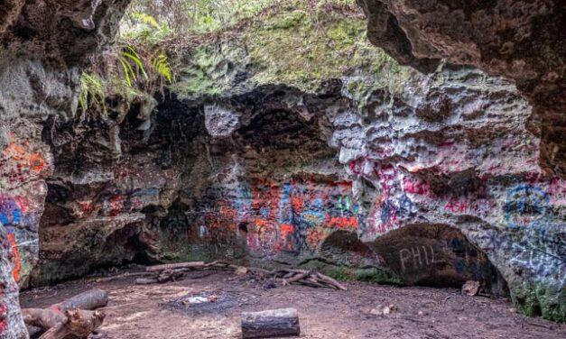 Dames Cave & Peace Cave